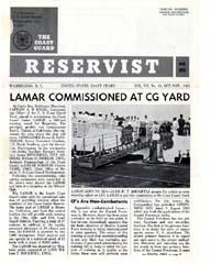 The Reservist Magazine : Volume 13, Issu... by Coast Guard, United States