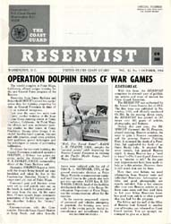 The Reservist Magazine : Volume 12, Issu... by Coast Guard, United States