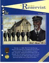 The Reservist Magazine : October 1996 by Kruska, Edward J.