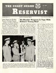 The Reservist Magazine : Volume 5, Issue... by Coast Guard, United States