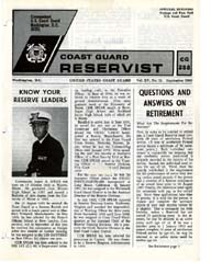 The Reservist Magazine : Volume 16, Issu... by Coast Guard, United States