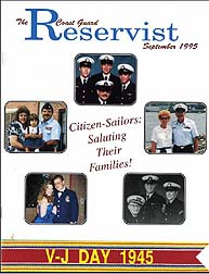 The Reservist Magazine : September 1995 by Kruska, Edward J.