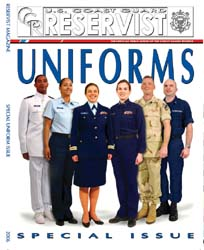 The Reservist Magazine : Volume 53 ; 200... by Pacheco, Isaac D.