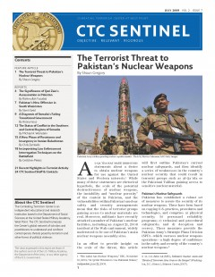 Combating Terrorism Center (Ctc) Sentine... by Marquardt, Erich