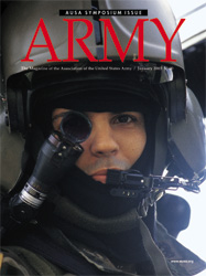Army Magazine : January 2003 Volume 53, Issue 1 by French, Mary Blake