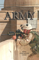 Army Magazine : April 2004 Volume 54, Issue 4 by French, Mary Blake