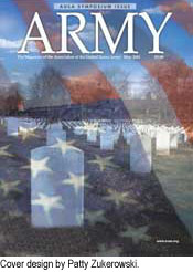 Army Magazine : May 2001 Volume 51, Issue 5 by French, Mary Blake
