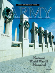 Army Magazine : May 2004 Volume 54, Issue 5 by French, Mary Blake