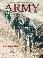 Army Magazine : May 2007 Volume 57, Issue 5 by French, Mary Blake
