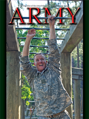 Army Magazine : August 2011 Volume 61, Issue 8 by French, Mary Blake