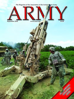 Army Magazine : September 2010 Volume 60, Issue 9 by French, Mary Blake