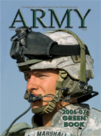 Army Magazine : October 2006 Volume 56, Issue 10 by French, Mary Blake