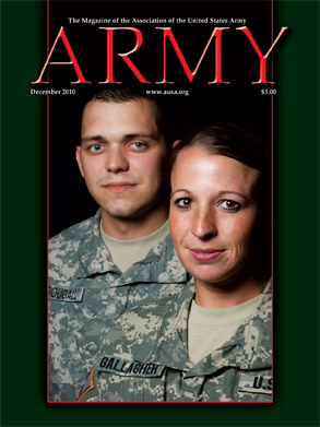 Army Magazine : December 2010 Volume 60, Issue 12 by French, Mary Blake