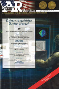Defense Acquisition Review Journal : Apr... Volume April-July 2005 by Fagan-Blanch, Norene L.