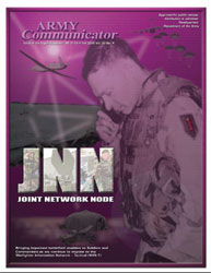 Army Communicator; Fall 2005 Volume 30, Issue 4 by Edmond, Larry