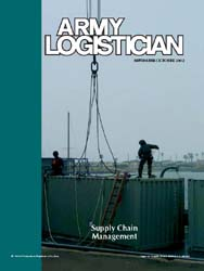 Army Logistician; September-October 2002 Volume 34, Issue 5 by Heretick, Janice W.