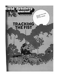 The Field Artillery Journal : January-Fe... Volume January-February 1983 by Rains, Roger A.