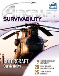 Aircraft Survivability Journal : Summer ... Volume Summer 2010 by Lindell, Dennis