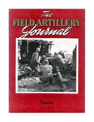 The Field Artillery Journal : July 1943 Volume July 1943 by Coleman, John E.
