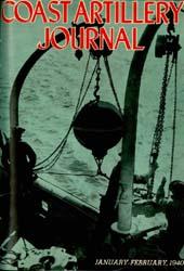 Coast Artillery Journal; January-Februar... Volume 83, Issue 1 by Bradshaw Jr., Aaron
