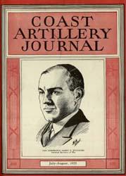 Coast Artillery Journal; July-August 193... Volume 76, Issue 4 by Bennett, E. E.
