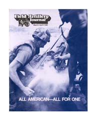 The Field Artillery Journal : March-Apri... Volume March-April 1985 by Rains, Roger A.