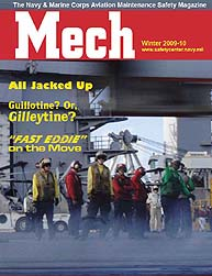 Mech Magazine : Winter 2009 Volume Winter 2009 by Robb, David