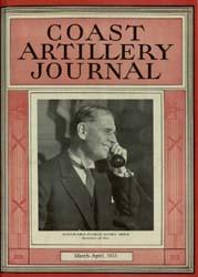 Coast Artillery Journal; March-April 193... Volume 76, Issue 2 by Bennett, E. E.