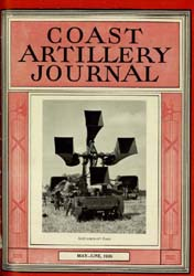 Coast Artillery Journal; May-June 1936 Volume 79, Issue 3 by Bennett, E. E.