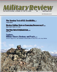 Military Review : March-April 2011 Volume March-April 2011 by Smith, John J.