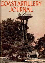 Coast Artillery Journal; November-Decemb... Volume 88, Issue 6 by Bradshaw Jr., Aaron