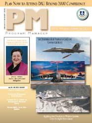 Program Manager Magazine : January-Febru... Volume January-February 2000 by Johnson, Collie
