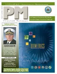 Program Manager Magazine : March-April 2... Volume March-April 2003 by Johnson, Collie