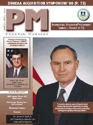 Program Manager Magazine : March-April 1... Volume March-April 1999 by Johnson, Collie