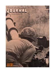 The Field Artillery Journal : September-... Volume September-October 1975 by Word, Alan A.