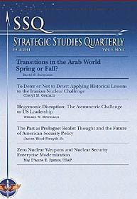 Strategic Studies Quarterly : Volume 5, ... by Guillot, W. Michael
