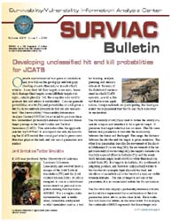 Surviac Bulletin : Issue 1 ; 2008 Volume Issue 1 by Ryan, Linda