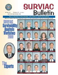 Surviac Bulletin : Winter 2000 Volume Issue 2 by Ryan, Linda