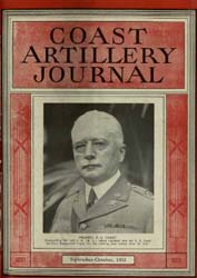 Coast Artillery Journal; September-Octob... Volume 75, Issue 5 by Bennett, E. E.