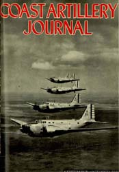 Coast Artillery Journal; September-Octob... Volume 83, Issue 5 by Bradshaw Jr., Aaron