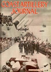 Coast Artillery Journal; September-Octob... Volume 88, Issue 5 by Bradshaw Jr., Aaron