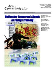 Army Communicator; Summer 2002 Volume 27, Issue 2 by Edmond, Larry
