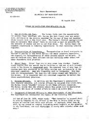 All Hands : Bureau of Navigation News Bu... Volume 1, Issue 1 by Navy Department, Bureau of Navigation