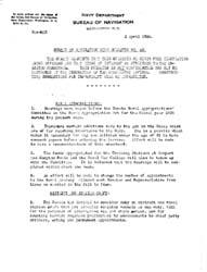 All Hands : Bureau of Navigation News Bu... Volume 3, Issue 21 by Navy Department, Bureau of Navigation