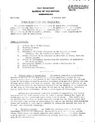 All Hands : Bureau of Navigation News Bu... Volume 6, Issue 63 by Navy Department, Bureau of Navigation