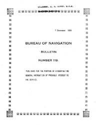 All Hands : Bureau of Navigation News Bu... Volume 8, Issue 89 by Navy Department, Bureau of Navigation