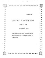 All Hands : Bureau of Navigation News Bu... Volume 9, Issue 92 by Navy Department, Bureau of Navigation