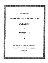 All Hands : Bureau of Navigation News Bu... Volume 9, Issue 100 by Navy Department, Bureau of Navigation