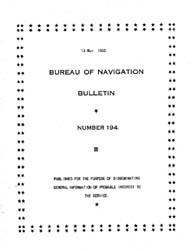 All Hands : Bureau of Navigation News Bu... Volume 12, Issue 130 by Navy Department, Bureau of Navigation