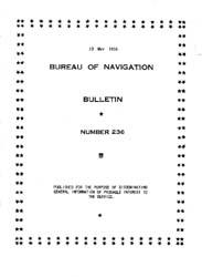 All Hands : Bureau of Navigation News Bu... Volume 15, Issue 166 by Navy Department, Bureau of Navigation